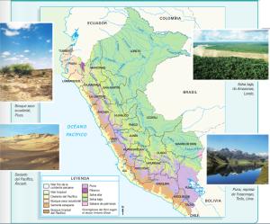 Ecorregiones-mapa