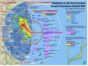 Fukushima-radiation-map