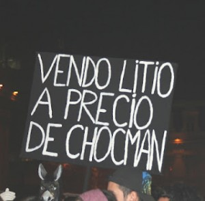 LITIO...CHOCMAN