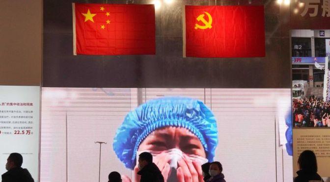 China Realiza Test Rectales Para Detectar Coronavirus
